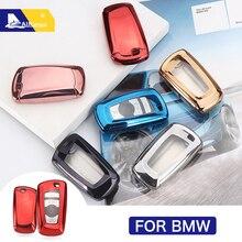 VELOCIDADE DO AR protetor de Chave Do Caso Chave Capa Chave shell Chave Do Carro para BMW F21 F11 F10 F20 F30 F32 F25 F26 F06 F01 Acessórios Do Carro Styling
