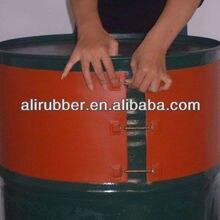 CE/TUV гибкий силиконовый подогреватель для барабанного нагревателя 200 л с пружинным и регулируемым термостатом