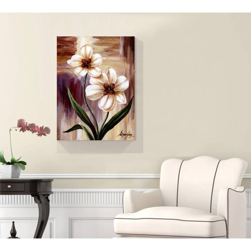 Sin marco moderno de la Pared barato pinturas Cuadros decorativos de ...