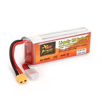 ZOP Power 14.8V 3300/5000/5500/6000/7000/8000mAh 30/40/45/65C 4S 1P Lipo Battery XT60 Plug for RC Drone Helicopte Car Boat Model