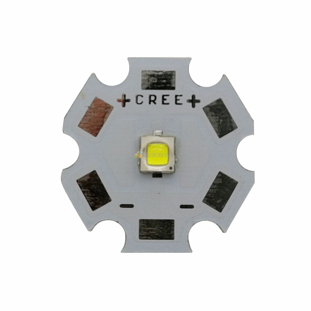 10x Cree XP-G2 5W High Power LED Emitter Diode XPG2 Cool White /Warm White /Neutral White on 8mm/ 12mm/ 14mm/ 16mm/ 20mm PCB
