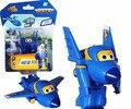 Новое поступление супер крылья мини самолеты трансформация самолет робота джетт фигурки игрушки для мальчиков со дня рождения подарки Brinquedos