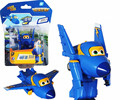 New Arrival Super Wings Mini Planes Transformation Airplane Robot JETT Action Figures Toys For Boys Brithday Gifts Brinquedos