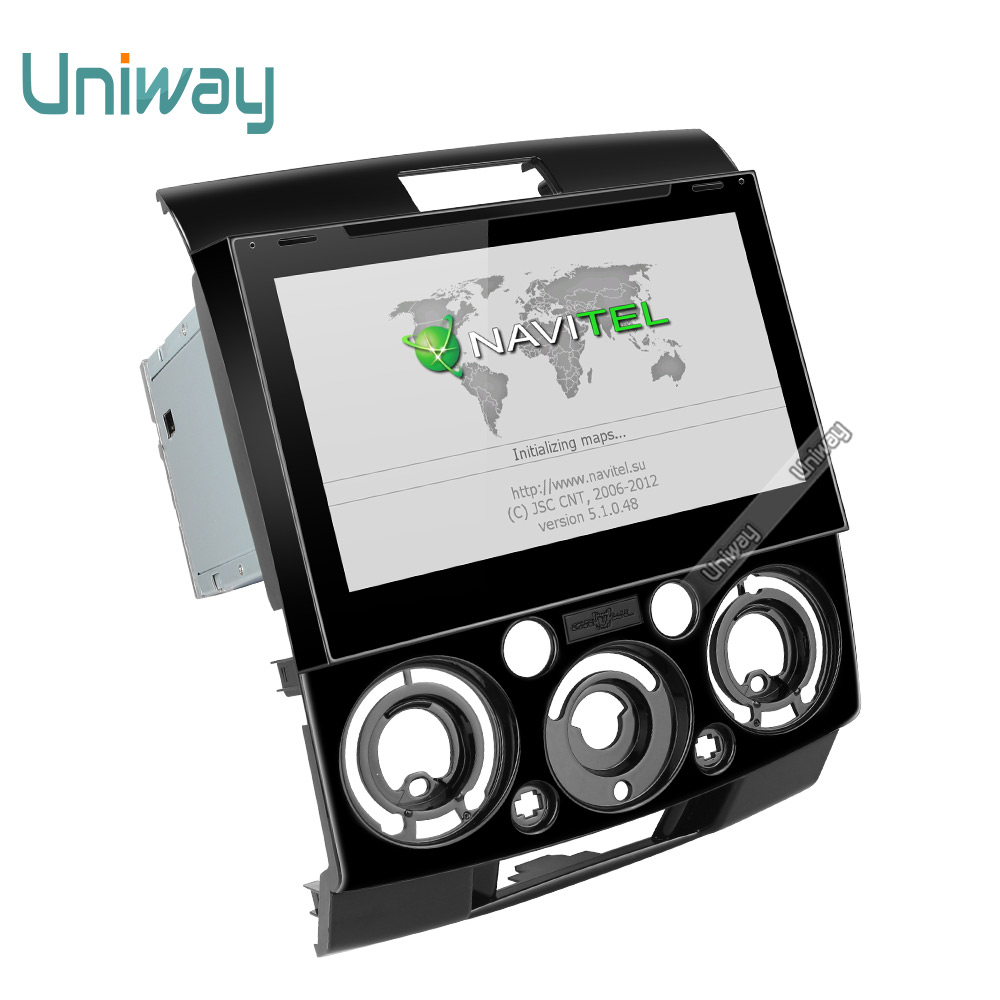 Aliexpress com buy uniway 2g 32g android 6 0 car dvd for mazda bt 50 ford everest ranger 2006 2007 2008 2009 2010 car radio gps navigation from reliable