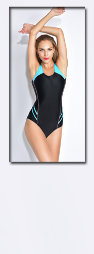 Sport Monokini Swimsuits Backless Women Swimsuit Professional Swimwear Sports Pool Training Body Suit One Piece Swimsuit 1