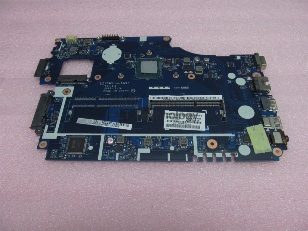 все цены на SHELI Laptop Motherboard For Acer E1-510 Z5WE3 LA-A621P NBY4711002 NB.Y4711.002 N2820 CPU DDR3 100% Tested ok