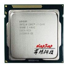 Intel Core i7 2600 i7 2600 3.4 GHz Quad Core CPU Processor 8M 95W LGA 1155
