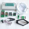 MiniPro TL866CS USB Programador Universal Programador + 6 PCS ADAPTADORES + CLIPE de TESTE SOP8
