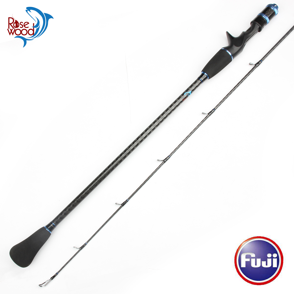 RoseWood Slow Pitch Jigging Casting Rod 195cm Brand New Light Jigging Rod Max 200g Lure Tested
