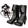 Nueva RWBY Boots Por Encargo RWBY Blake Belladonnase Botas Cosplay Mujer de Halloween Fiesta de Carnaval Cosplay Shoes