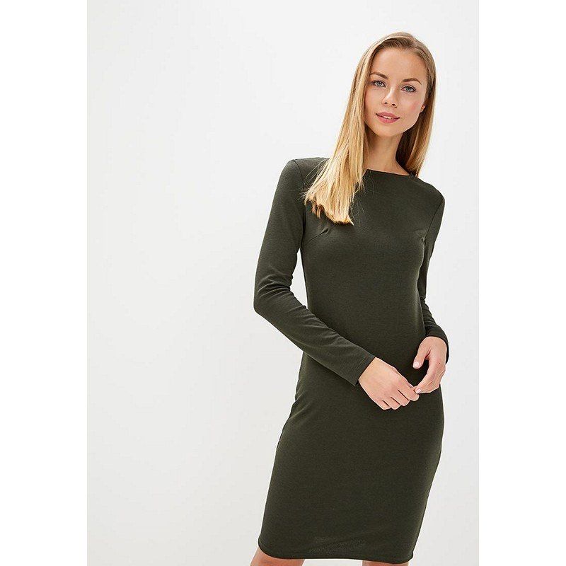 Dresses MODIS M182W00196 dress cotton clothes apparel casual for female for woman TmallFS отсутствует твои любимые сказки волк и мышка