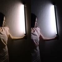 Yidoblo Handheld Bio color LED Photo/Video Light 3200 5600K Magic Tube Light Stick Pro Studio Photography Lamp as ice light