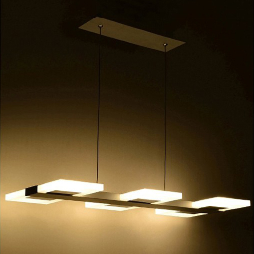 new arrival modern fashion led indoor lighting lustres chandelier fixture pendant lamp lights for dining room
