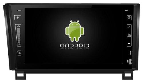 DSP android 8.1 gps navigation pour TOYOTA Tundra 07-13 Sequoia 08-15 lecteur multimédia de voiture stéréo radio magnétophone headunit