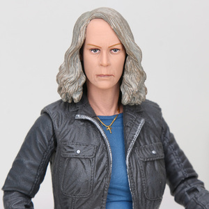 Image 4 - 18cm NECA Halloween Ultimate Laurie Strode PVC Action Figure Collectible Model Toys Doll