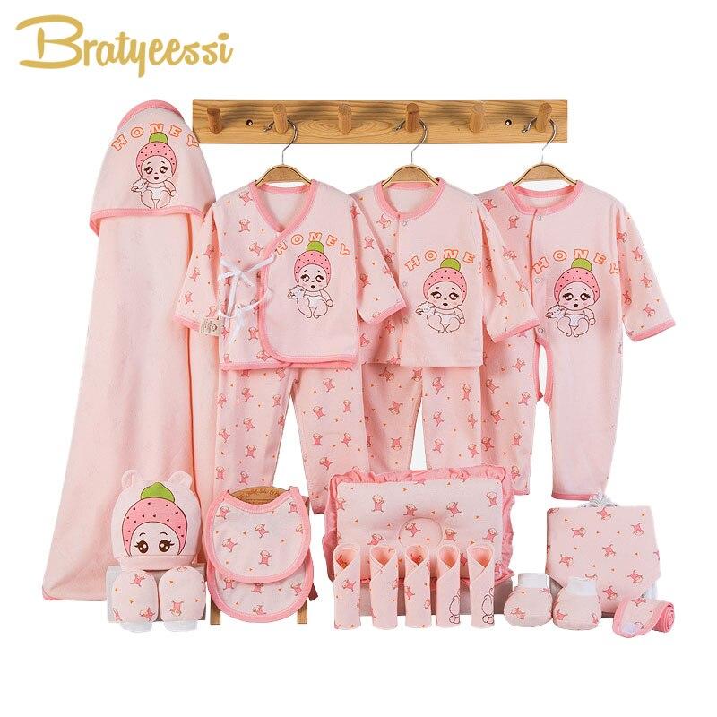Одежда для новорожденных, мягкий хлопковый комплект одежды для маленьких мальчиков и девочек, одежда для новорожденных с героями мультфиль...