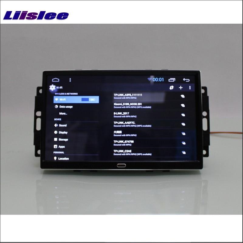 Lisslee Car Android 6.0 GPS Navi նավիգացիայի - Ավտոմեքենաների էլեկտրոնիկա - Լուսանկար 3