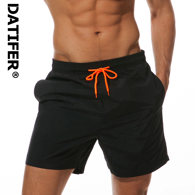 Datifer Men   Board     Shorts   Swimming Trunks Running Swimsuit Beach Surfing Boardshort Sports   Shorts   Plus Size Bermudas