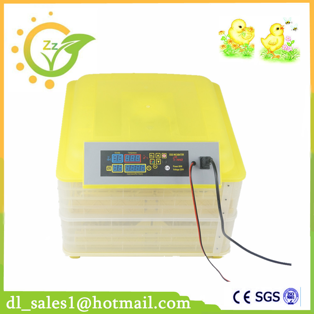 Best Price Automatic Small Egg Incubator 96 Eggs Commercial Household Intelligent Large Capacity Incubator Brooder best price 5pin cable for outdoor printer