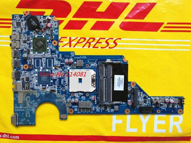 Nuevo, 649948-001 da0r23mb6d1/da0r23mb6d0 rev: d adecuado para hp pavilion g7 g6 g4-1000 serise motherboard socket fs1 ddr3