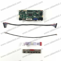 NT68676 LCD Controller Board Support HDMI DVI VGA AUDIO For LCD Panel 12 1 Inch 1024