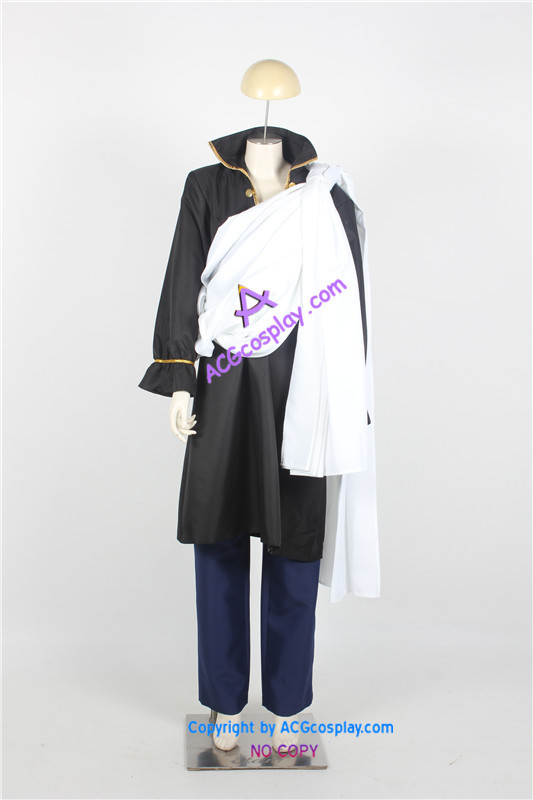 Fairy Tail Zeref Cosplay Costume ACGcosplay