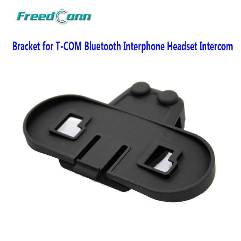 Livraison gratuite!! support pour T-COMFM, T-COMSC moto BT Bluetooth Multi Interphone casque Interphone