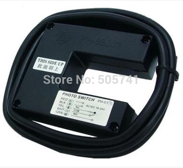 Lift Optische switch PH 01R, Lift lnductor schakelaar PH 88001