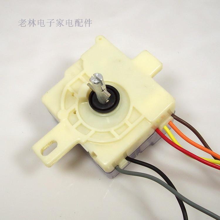 Washing machine timer 6 line timer switch small twin-tub semi automatic washing machine  washing machine timer 5 line timer slitless double wash timer interaural