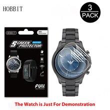 a9faf84a9c20 Pack de 3 Emporio Armani ART5005 AX1326 AR2448 ART500 ART3014 ART3016  ART3023 Explorist-Protector de pantalla a prueba de reloj .
