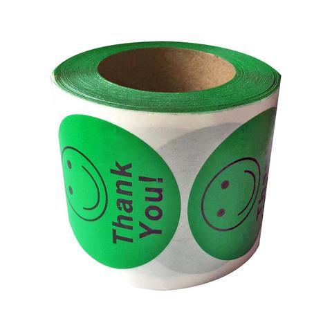 adesivos 500 etiquetas adesivas por rolo como