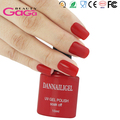 Dannail Gel #58  Dannail 10ml Red Long Lasting Soak Off UV Gel Nail Polish Nail Art UV Manicure Cosmetic Blink Gel