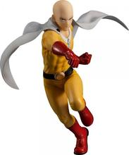Presale September One Punch Man Figure Pop Up Parade Hero Costume Ver. Saitama model Figurals