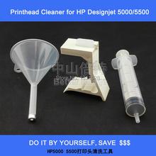 INK WAY INKWAY 1 Set Printhead Cleaning Kit for HP DesignJet 5000/5500/5100/1050/1055