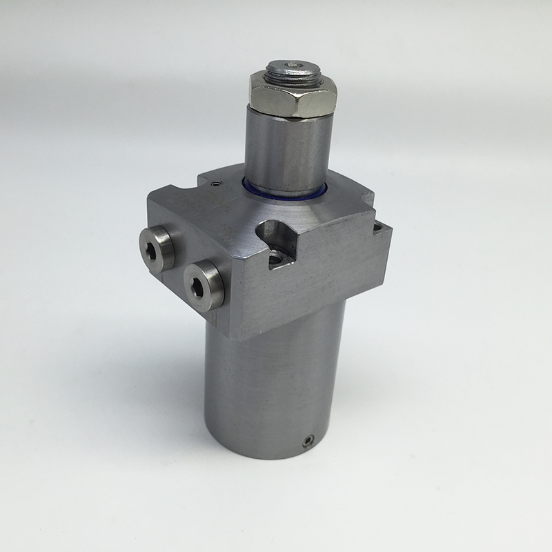US $232 0 |Hydraulic Pressure CTU04 CTU06 L/R Corner Cylinder 90 Degree  Rotary Clamping Oil Cylinder-in Pneumatic Parts from Home Improvement on