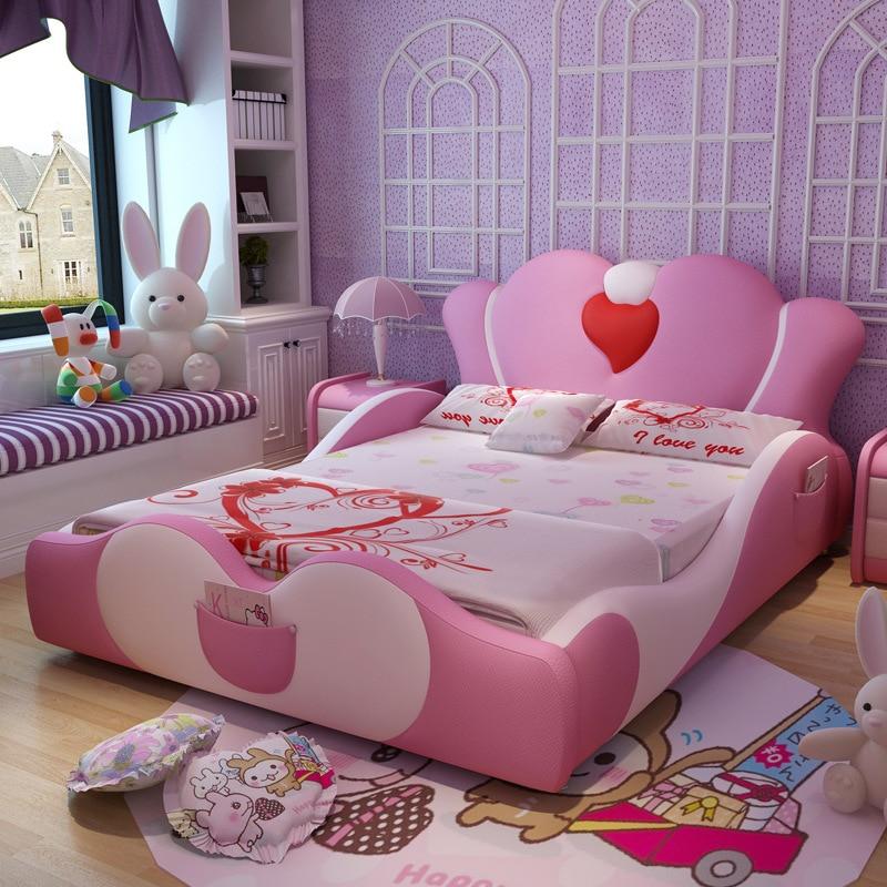2017 Moderno muebles para el hogar cama para juegos de dormitorio ...