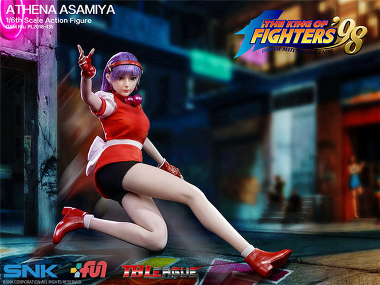Full set action figure PL2018-135 ATHENA ASAMIYA 1/6th Scale Fighting queen Action Figure doll for Collection 1