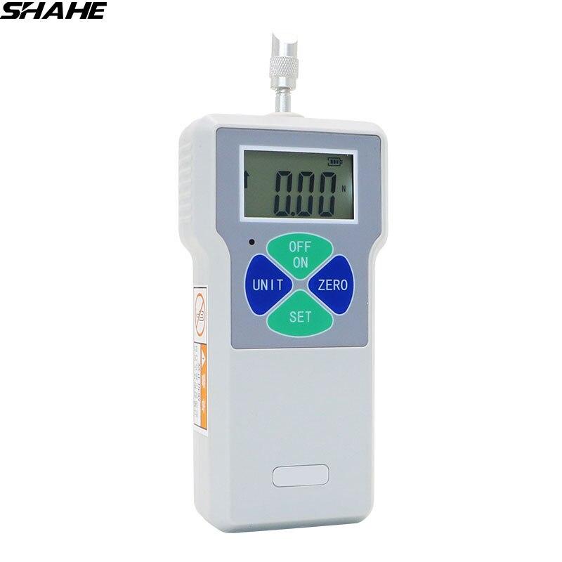 Shahe 10n/1 K/2.2lb Digitale Push-pull-kraft Messer Tragbare Dynamometer Tester Meter Sf-10