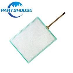 2 sztuk chiny wysokiej jakości ekran dotykowy do Xerox docucolor DC700 DC1100 DC4112 DC4110 panelu sterowania ekran LCD panel części kopiarki