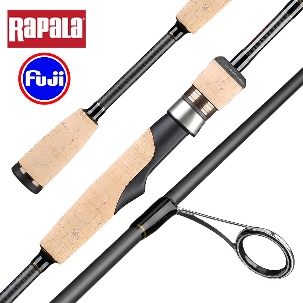 Rapala Brand SKITTER Series Tetra Axial Carbon Spinning Fishing Rod M ML Power 1 98m 2