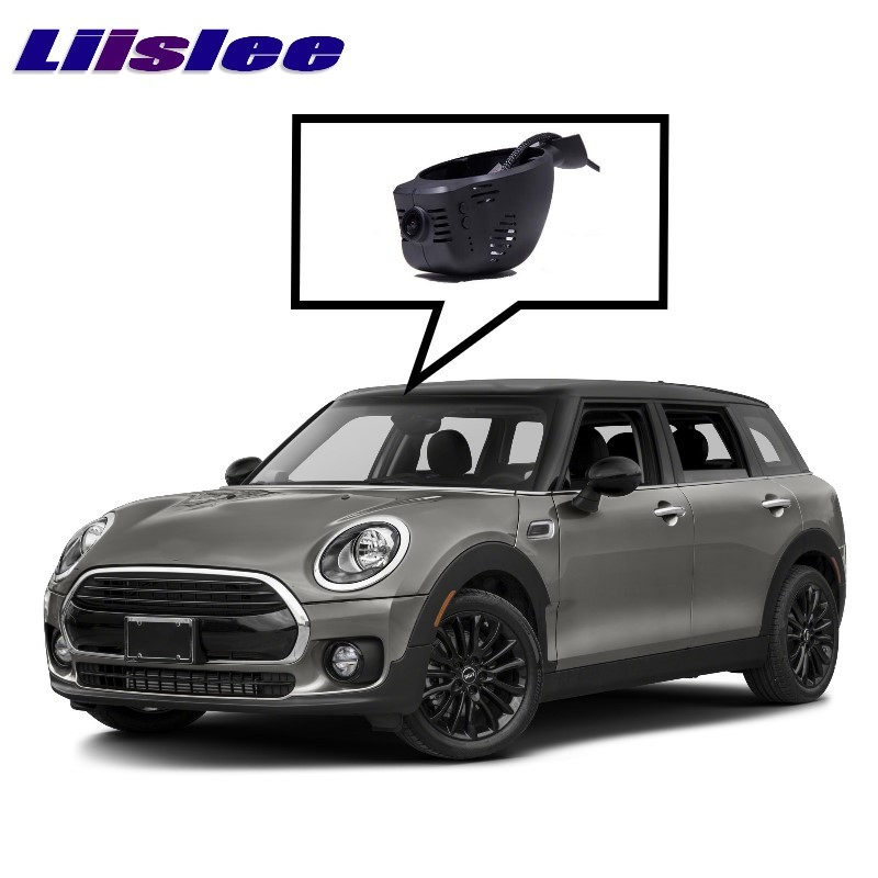 LiisLee Car Black Box WiFi DVR Dash Camera Driving Video Recorder For Mini Countryman F60 Clubman F54 2016 2017 bigbigroad car dvr wifi video recorder dashcam camera for bmw mini clubman countryman f60 f54 2014 2015 2016 2017 car back box