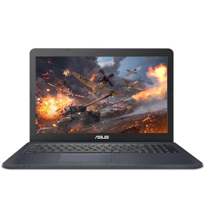 ASUS A555BP9010 Notebook 15.6 ''Finestre 10 Pro Computer Portatile AMD E2-9010 Dual Core 2.0 ghz 4 gb di RAM 128 gb SSD HDMI della Macchina Fotografica Versione Inglese