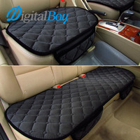 Digitalboy Brand New 3Pcs Kit Universal 5 Seats Car Seat Covers Set Car Cushion For Front