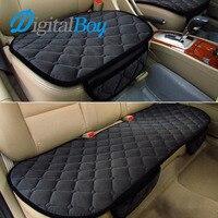 Digitalboy Brand New 3Pcs Kit Universal 5 Seats Car Seat Covers Set Car Cushion For Front