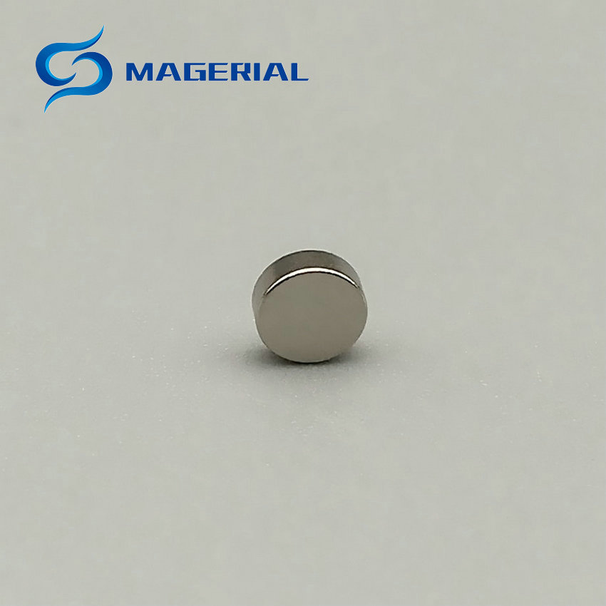 1 pack NdFeB Micro Magnet Diameter 4x1.5 mm Jelwery magnet Disc Neodymium Permanent Magnets Grade N35 Axially Magnetized 1 pack diametrically ndfeb magnet ring diameter 9 53x3 18x3 18 mm 3 8 1 8 1 8 tube magnetized neodymium permanent magnets