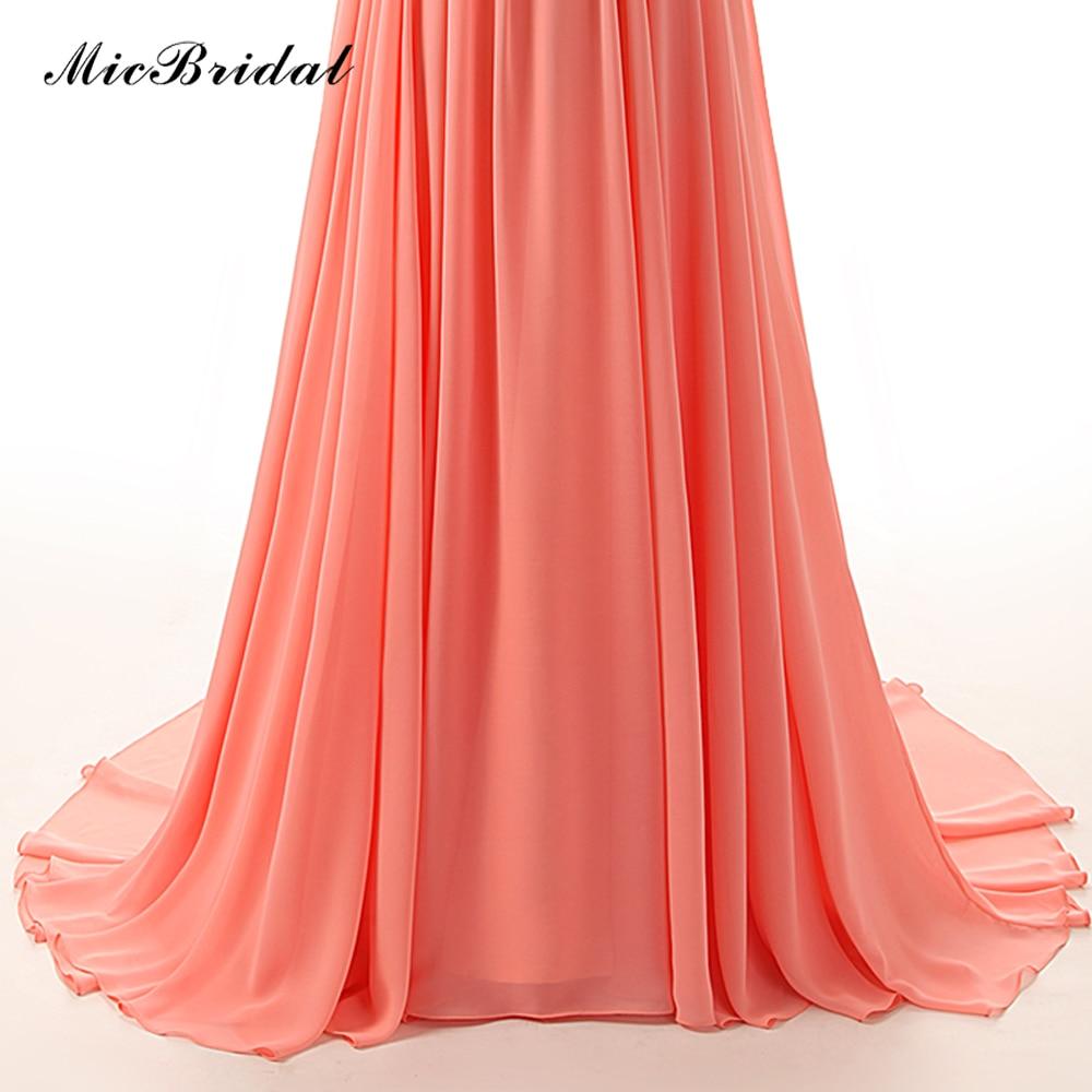 5a5559cc1946 MicBridal Indian Prom Dresses Real Photo Elegant Pleat Cheap Long Party  Dress 2016 MX 115 Vestidos de Festa Vestido Longo-in Prom Dresses from  Weddings ...