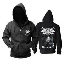 Bloodhoof satanic warmaster Carelian Satanist Madness черная металлическая Толстовка азиатского размера