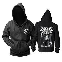 Bloodhoof satanic warmaster Carelian Satanist Madness black metal hoodie Aziatische Grootte