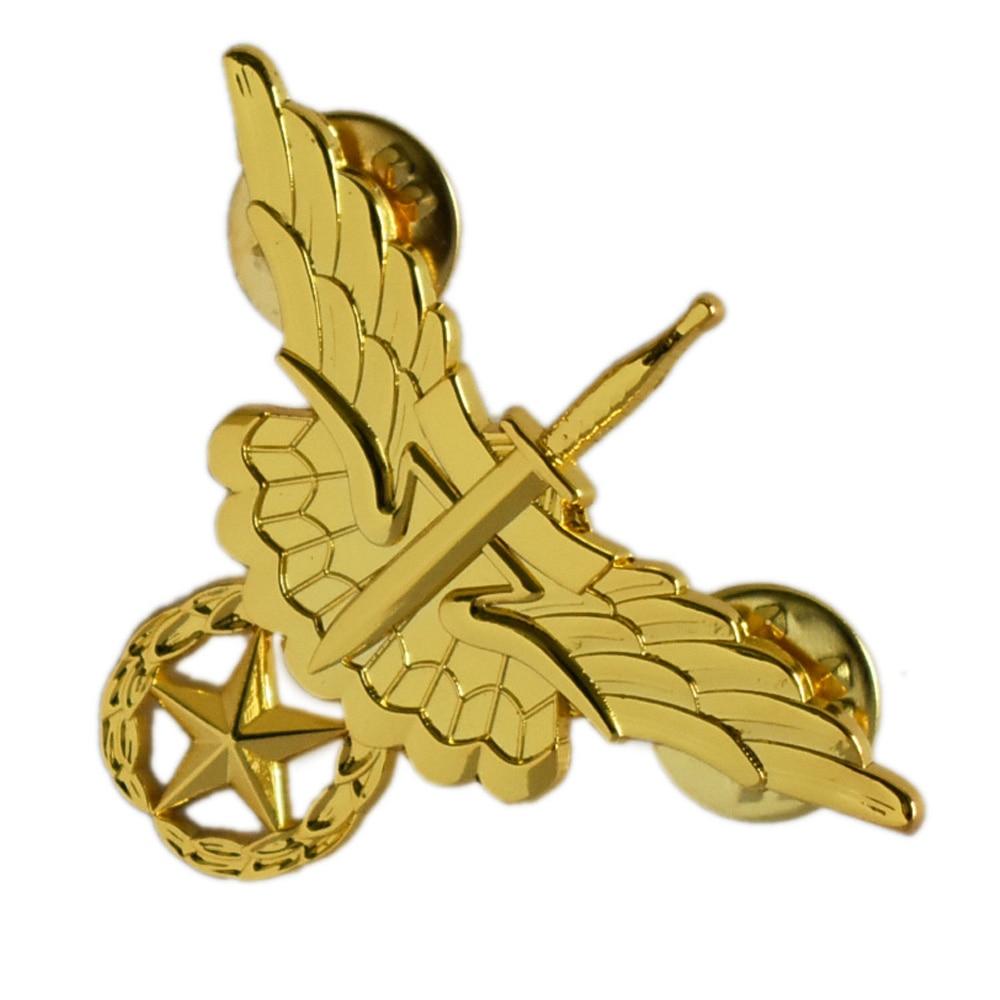 UNITED STATES US ARMY FREEFALL PARACHUTIST BADGE PIN -32178