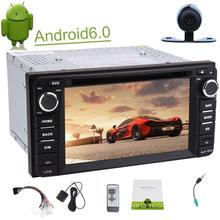 Car Stereo 2DIN Headunit FOR TOYOTA DVD GPS Player 1080P Video Play Car GPS Navigation 3D